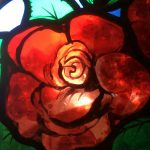 Rose detail for Marie