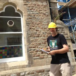 stained glass restoration survey